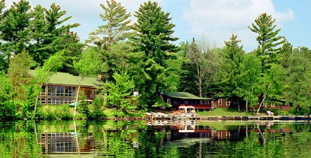 Cabin Rentals on Quiet Lakes