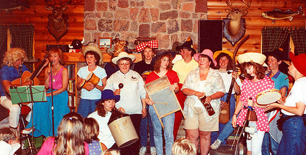Sing-a-Long Events at Northland Lodge